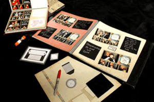 Photo Booth Rental Memory Book Service
