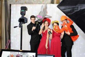 Red Carpet Wedding In Kansas City